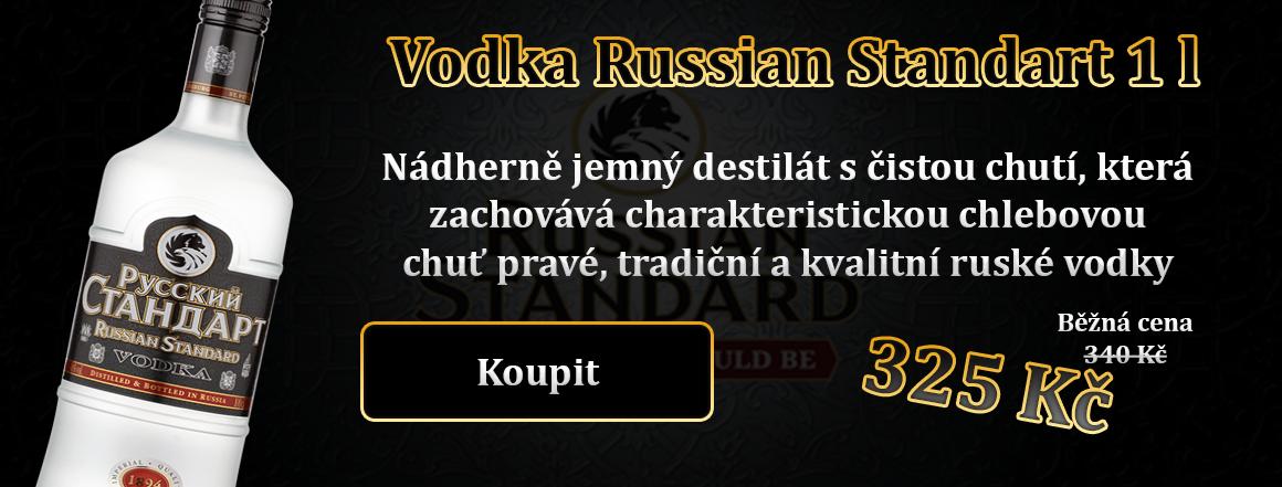 Vodka Russian Standard 1 l
