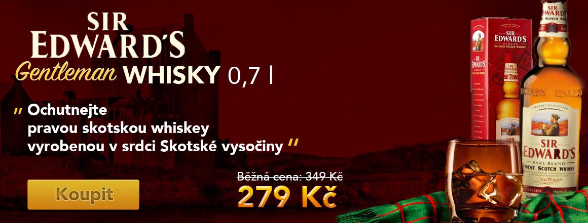 Sir Edwards Whiskey O,7 l