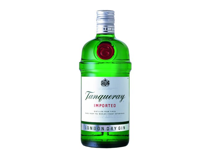 Gin Tanqueray London Dry Gin 43,1% 1 l
