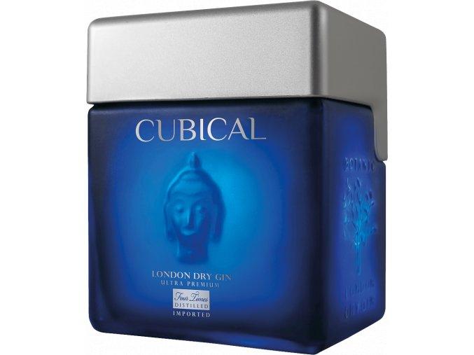 1811 cubical ultra premium london dry gin 0 7l
