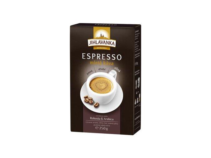 Káva Jihlavanka Espresso 250g