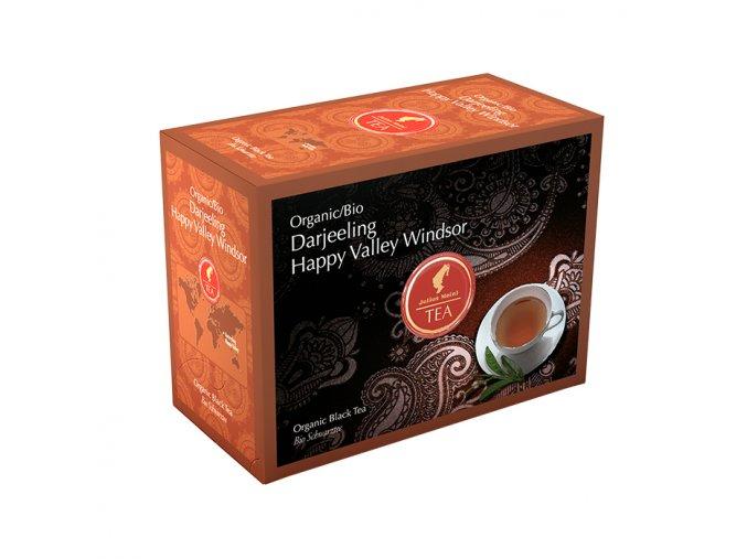 Prémiový čaj Darjeeling Happy Valley Windsor Organic 20x3 g Julius Meinl