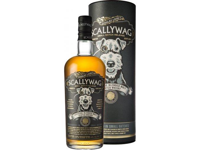 Scallywag Blended Malt Scotch Whisky 0,7L