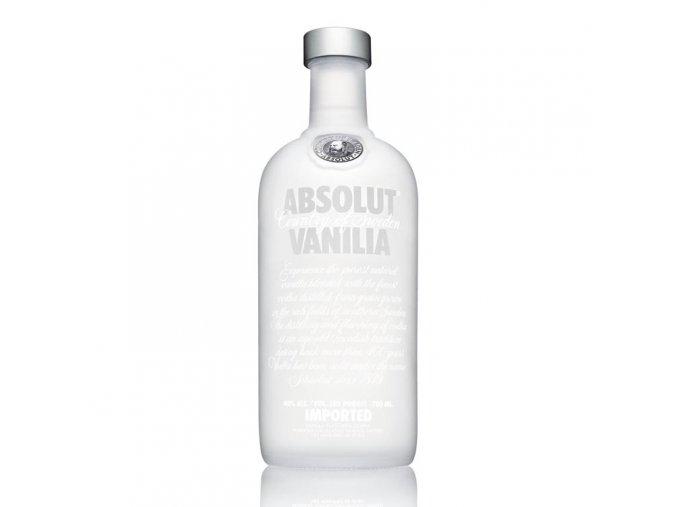Absolut vodka vanilia 0,7 l