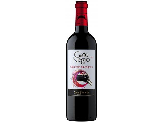 Gato Negro Cabernet Sauvignon 0,75 l