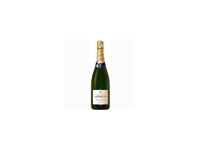 Champagne Gremillet Brut Blanc de Blancs 0,75 l