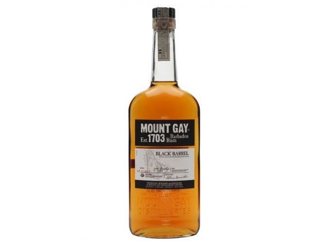Mount Gay Black Barrel 0,7 l