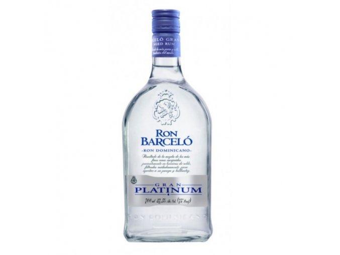 Ron Barceló Gran Platinum 0,7 l