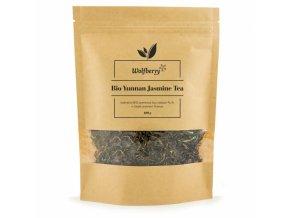 BIO Yunnan jasmínový čaj 0,1 Kg Wolfberry