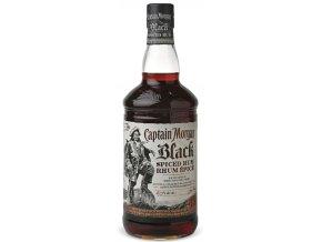 Captain Morgan Black Spiced 1 l