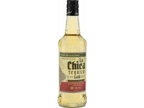 La Chica Gold Tequila 38% 0,7 l