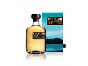 Whisky Balblair Vintage 2005 46% 0,7 l