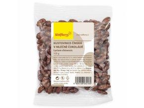 Wolfberry Goji Kustovnice čínská v mléčné čokoládě 100g