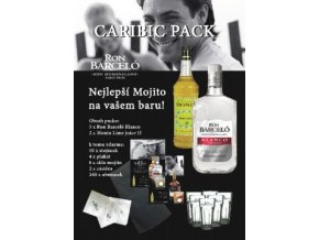 Ron Barcelo Caribic Pack