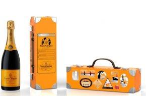 Veuve Clicquot Ponsardin Brut Trunk 0,75l v dárkové krabičce