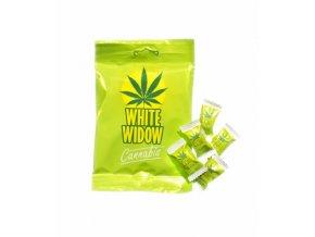 Bonbóny z konopí - Cannabis White Widow drops 30g