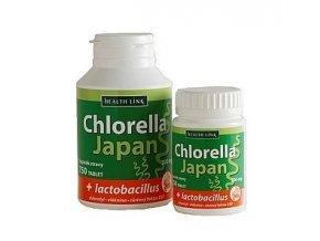 chlorella japan s lactobacillem 200mg 250 tablet