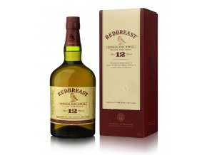 Whisky Redbreast 12y 40% 0,7l