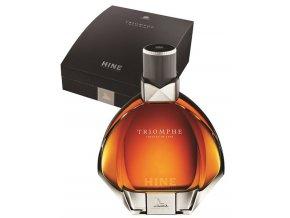 Cognac Thomas Hine Triopmhe 40% 0,7l dárkové balení