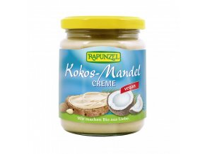 kokosovo mandlovy krem rapunzel bio 250 g