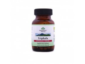 BIO Kapsle Triphala 60 kapslí Organic India