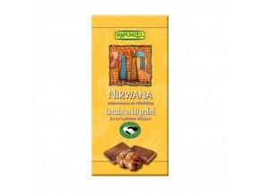 cokolada nirwana mlecna rapunzel bio 100 g