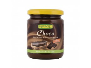 cokoladova pomazanka choco rapunzel bio 250 g