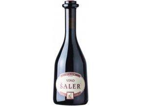 Rodinné vinařství Špalek Šaler červené likérové víno 17% 2011 0,5l