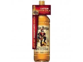 Captain Morgan Spiced 3 l