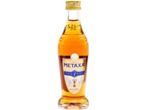 Metaxa 7* 40% 0,05l mini