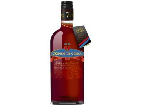 Elixir de ron 34% (Alkohol 34 %, Obsah 0,7 L)