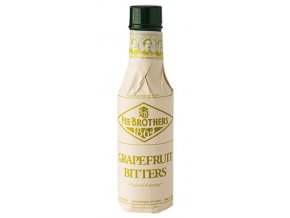 Likér Grapefruit Bitters 17% 0,15l Fee Brothers Bitters