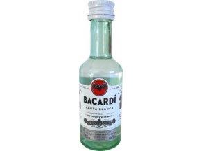 Bacardi Carta Blanca 0.05l mini
