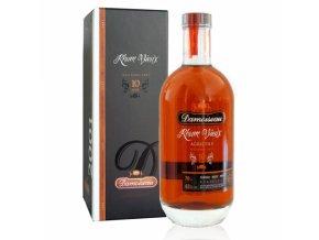 Rum Damoiseau 10YO v dárkové krabičce 42% 0,7l