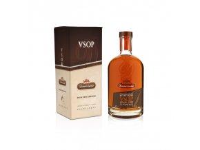 Rum Damoiseau XO v dárkové krabičce 42% 0,7l