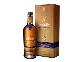 Whisky Glenfiddich Cask Collection Vintage Cask Single Malt Scotch v dárkovém balení 40% 0,7l