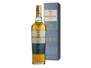 Whisky Macallan 12YO Fine oak single malt 40% 0,7l