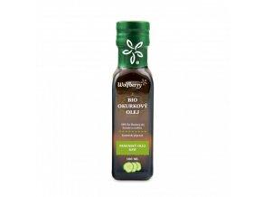 BIO Okurkový olej RAW 100 ml Wolfberry