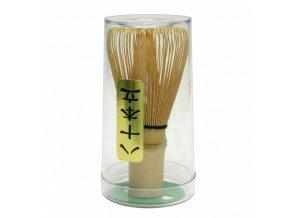 Japonská metlička Chasen na šlehání čaje Matcha Wolfberry