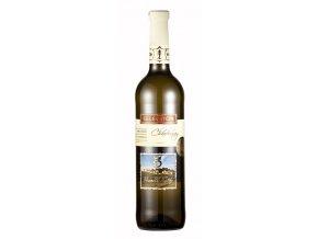 Chardonnay výběr z hroznů 2016 polosuché 0,75l Selection Vinařství U Kapličky