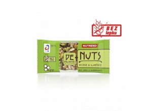 tycinka denuts pistacie slunecnice 35 g nutrend