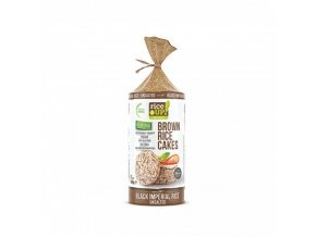 ryzove chlebicky s cernou ryzi nesolene rice up 120 g