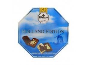 holland edition 200g cokolada bila mlecna horka pralinky z holandska mlyny