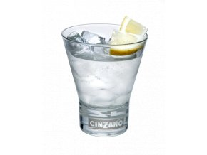 Cinzano Bianco on the Rocks