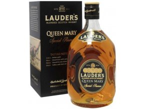 Whisky Lauders Queen Mary Blended 40% 0,7l