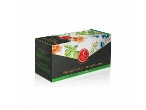 Prémiový bylinný čaj Organic Mountain Symphony 18x2g Julius Meinl