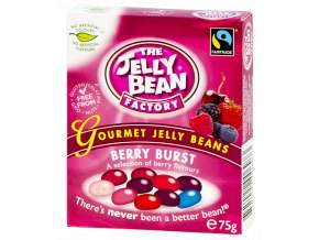 Jelly Bean Berry Burst - želé fazolky lesní plody krabička 75g