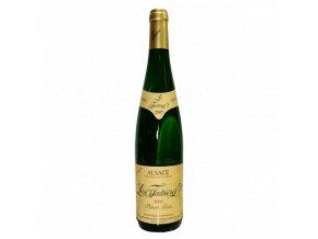 Les Faitieres Pinot Gris 2009 2011 - bílé víno 0,75l Cave d Orschwiller