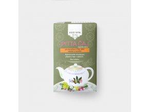 Čaj Pitta - bylinný čaj podporující kondici 20 sáčků EcceVita