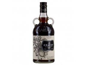 Kraken black spiced  Rum 0,7 l